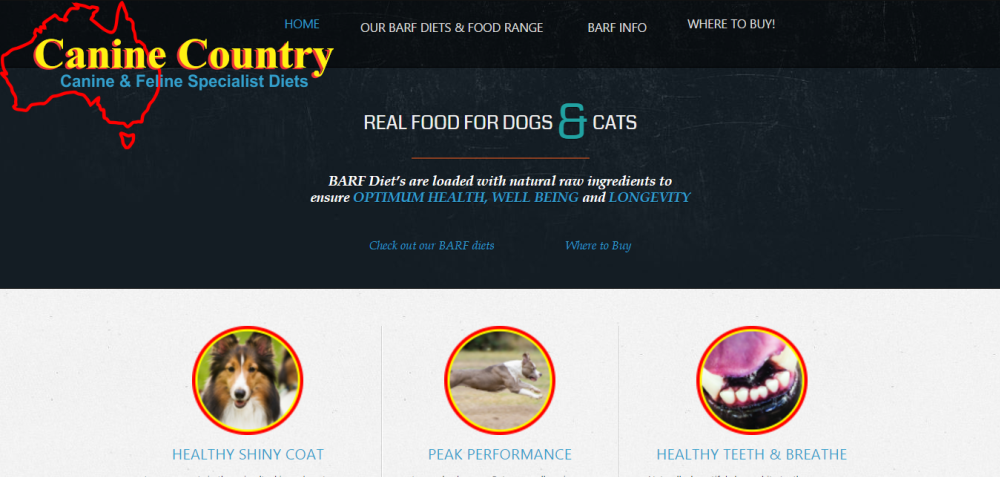 Canine Country Pet Food